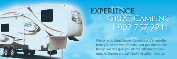 Beechbrook Experience Great Camping